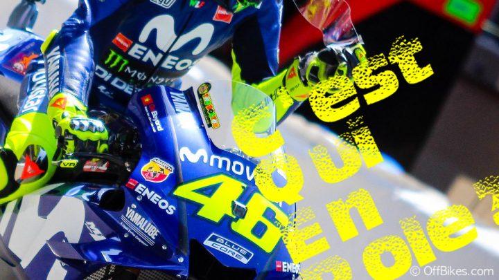 La course MotoGP de Barcelone (ESP)