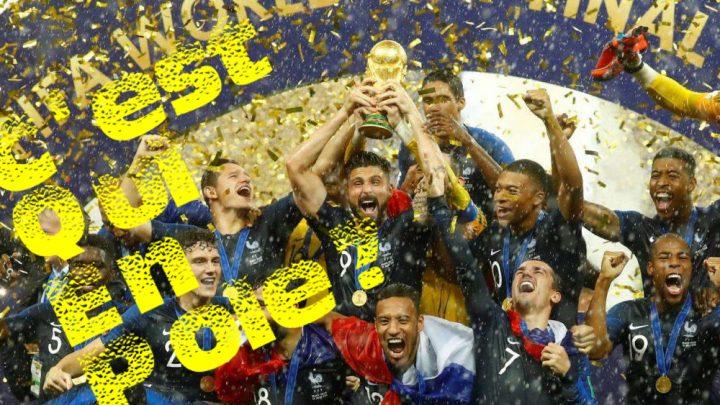 HS02 – C'est qui les champions du monde ?