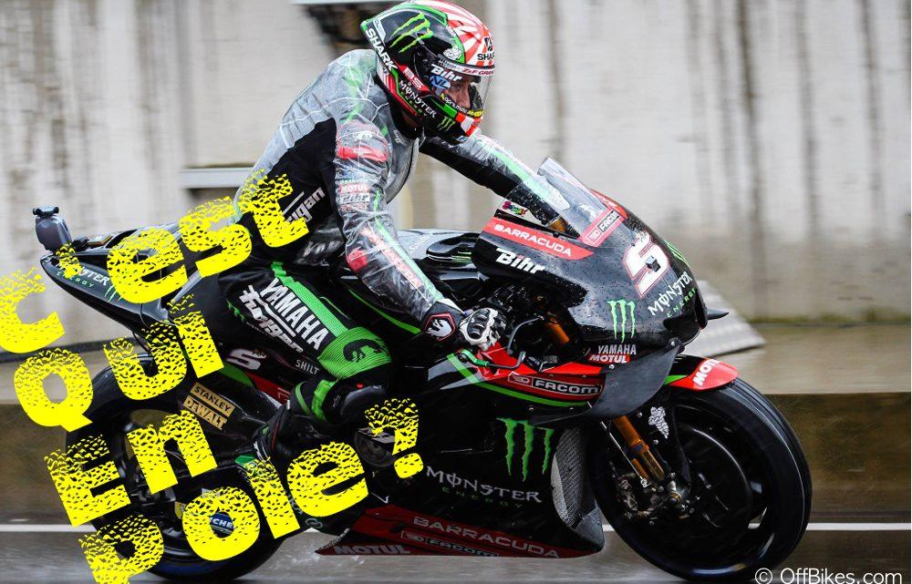 La course MotoGP de Silverstone (Royaume-Uni) 2018