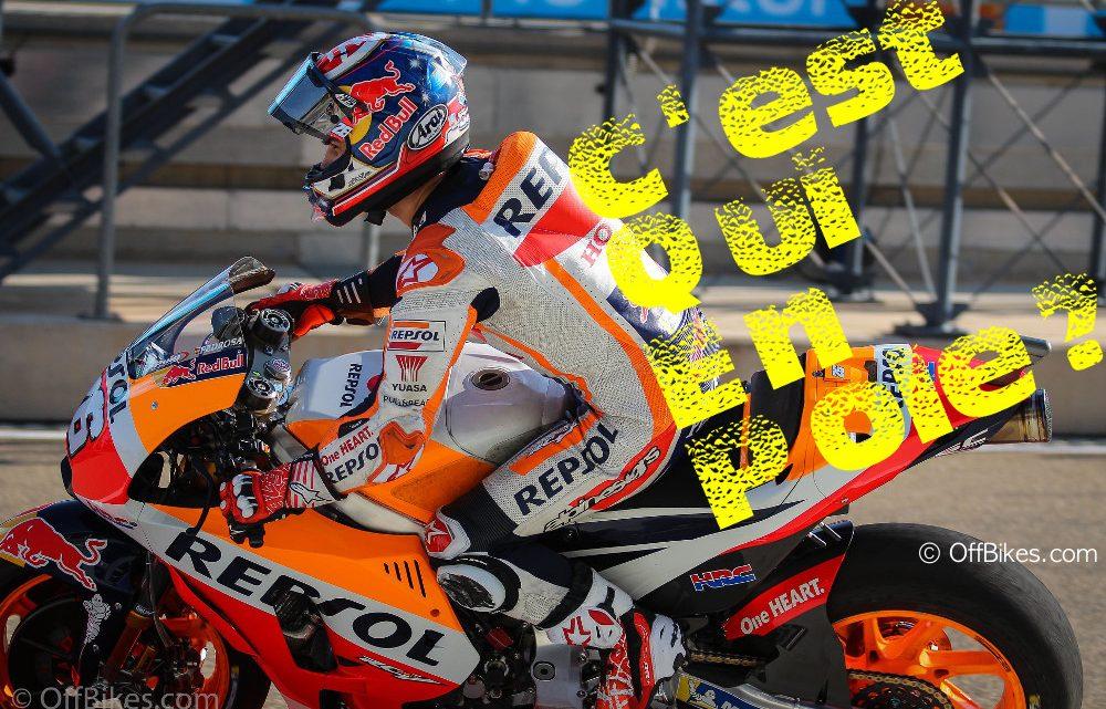 CQEP – 42 – La course MotoGP de Sepang (Malaisie)
