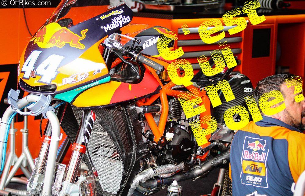 CQEP – 43 – La course MotoGP de Valence (Espagne)