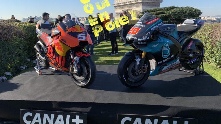 HS05 – Spécial Lancement MotoGP sur Canal+