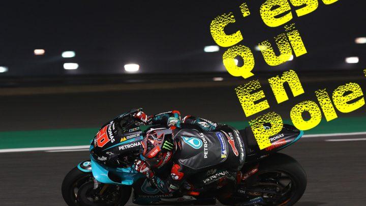 CQEP – 69 – Présentation MotoGP – Saison 2020
