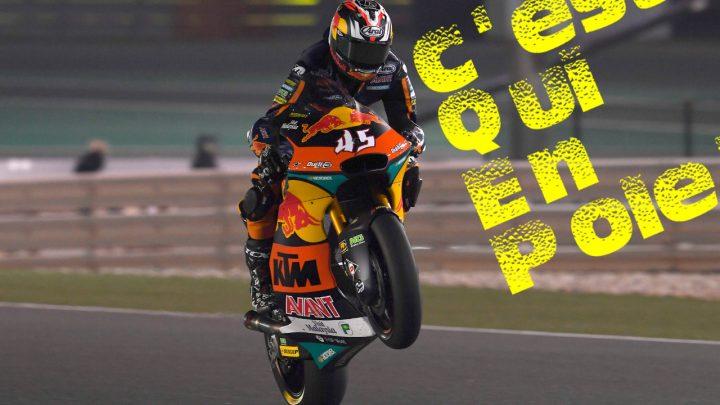 CQEP – 70 – Les courses Moto3 et Moto2 de Losail (Qatar) – Saison 2020