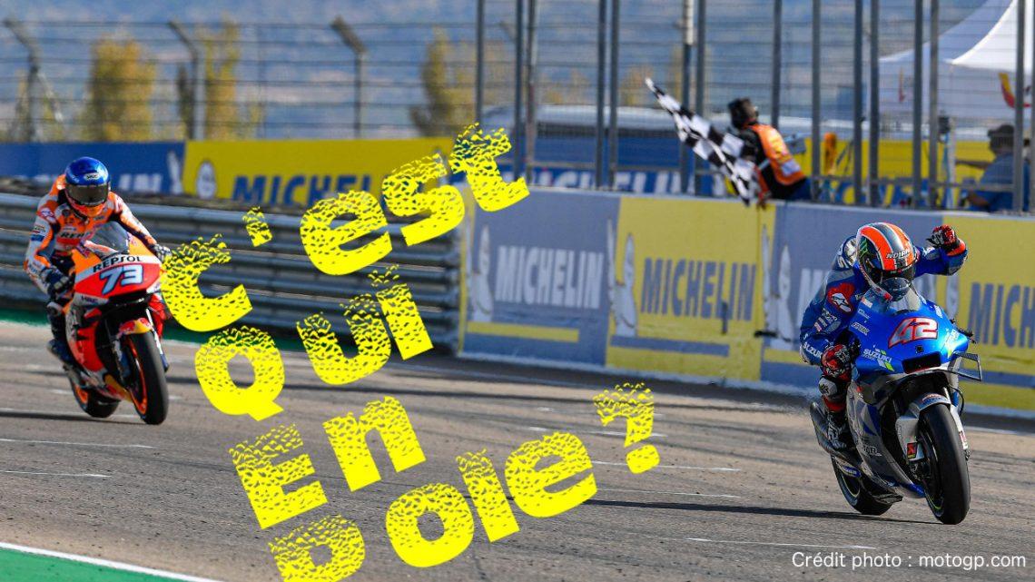 CQEP – 80, 81 et 82 – Le Mans, Aragon 1 & 2 2020 – La prise de pouvoir de Mir