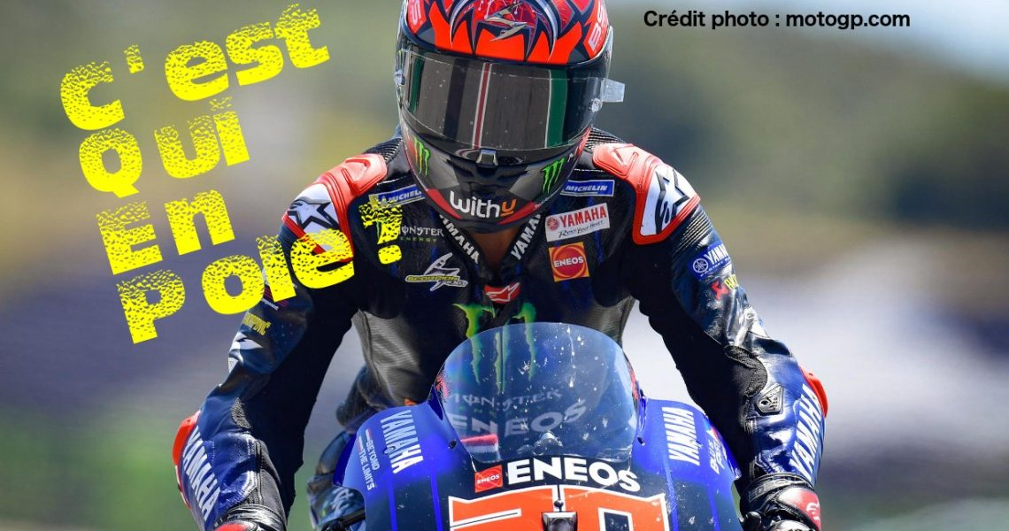 CQEP – 91 – La course MotoGP de Portimao (Portugal)