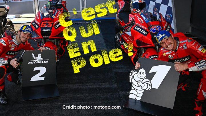 CQEP – 92 – La course MotoGP de Jerez (Espagne)